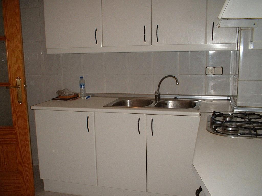 Cocina - Piso en alquiler en Centro en Albacete - 314533162