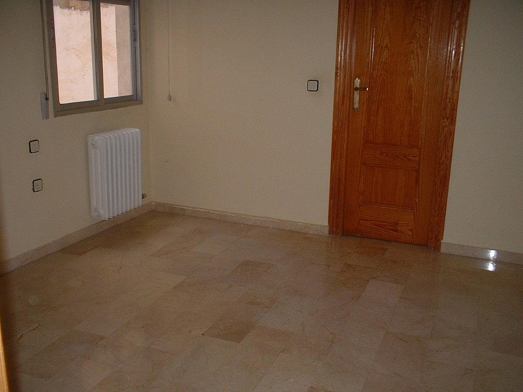Dormitorio - Piso en alquiler en Centro en Albacete - 314533171
