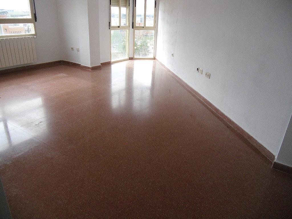 Salón - Piso en alquiler en calle Carmen de Burgos, Universidad en Albacete - 314914935