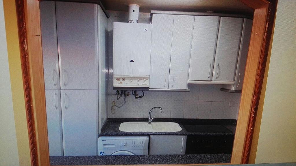Cocina - Apartamento en alquiler en calle Jose Echegaray, San Pablo en Albacete - 329607610