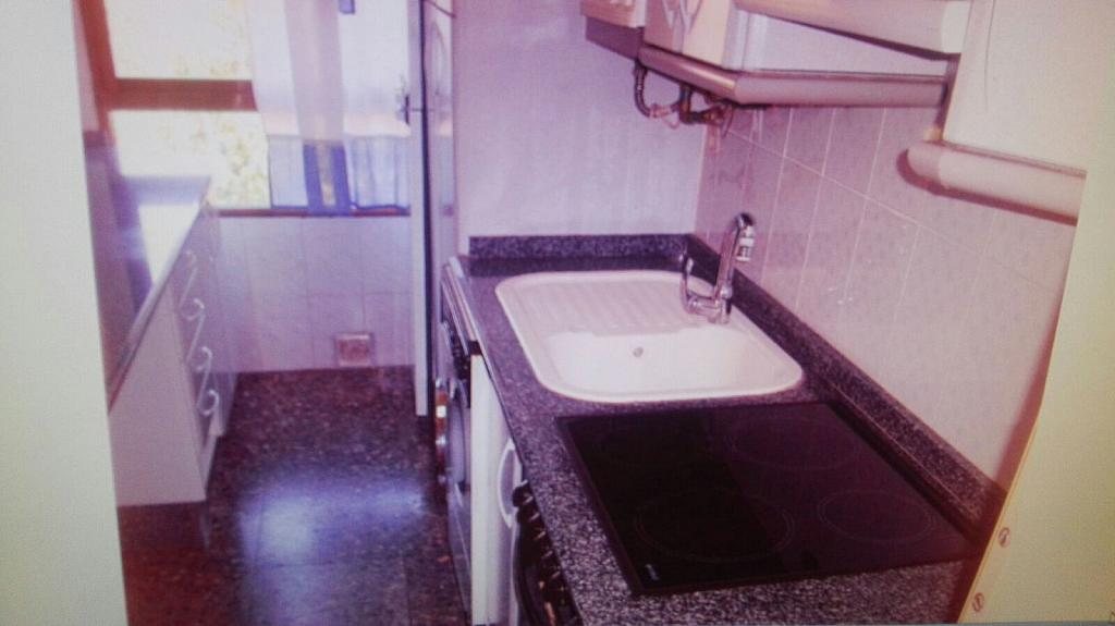 Cocina - Apartamento en alquiler en calle Jose Echegaray, San Pablo en Albacete - 329607613