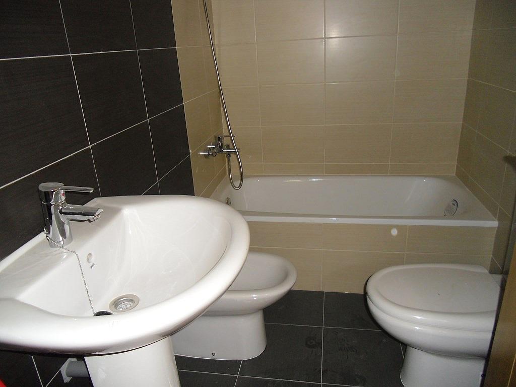 Baño - Piso en alquiler en calle Hospital, Hospital en Albacete - 330780270