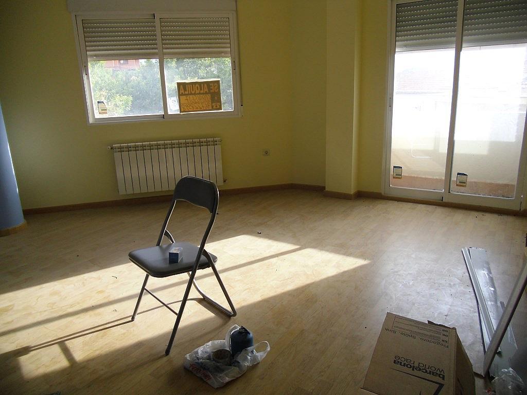 Salón - Piso en alquiler en calle Hospital, Hospital en Albacete - 330780288