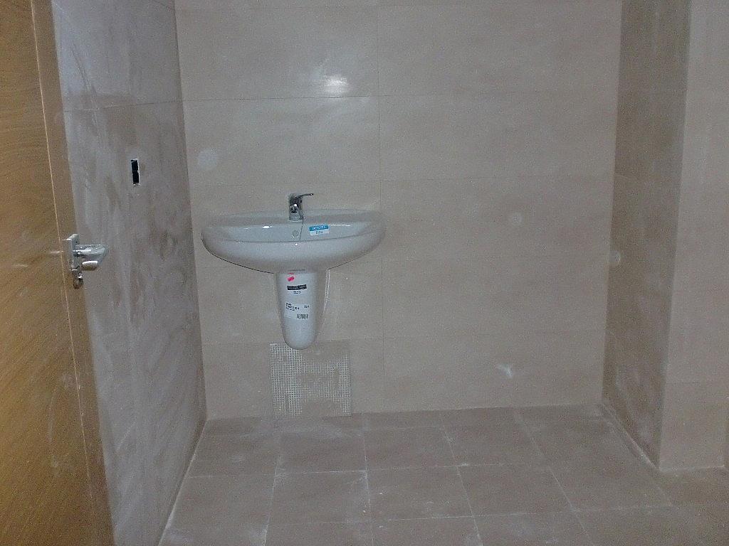 Baño - Local en alquiler en calle Perez Galdos, Centro en Albacete - 134335261