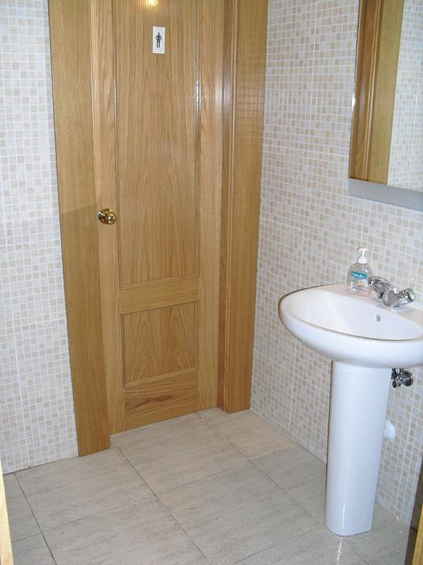 Baño - Oficina en alquiler en Centro en Albacete - 240107571