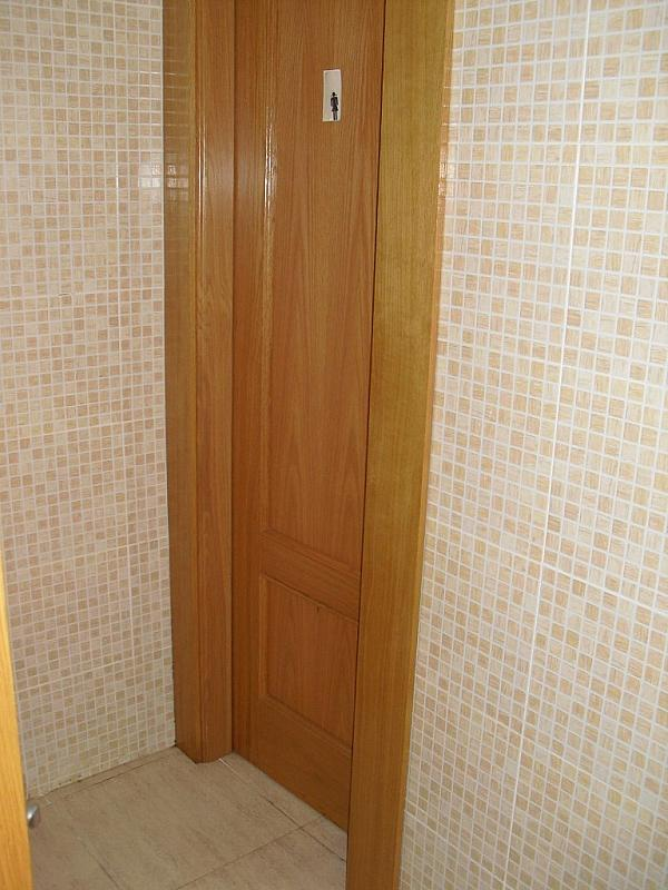 Baño - Oficina en alquiler en Centro en Albacete - 240107574