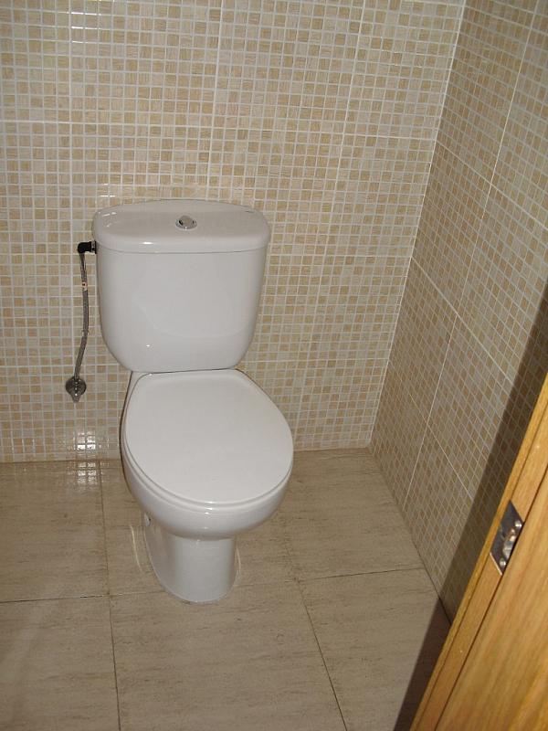 Baño - Oficina en alquiler en Centro en Albacete - 240107576
