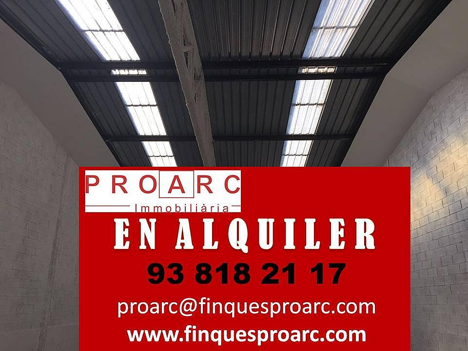 Nave en alquiler en calle Camí Moja, Zona_temp industrial av. tarragona en Vilafranca del Penedès - 310226332
