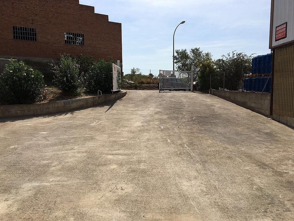 Nave en alquiler en calle Camí Moja, Zona_temp industrial av. tarragona en Vilafranca del Penedès - 316022652
