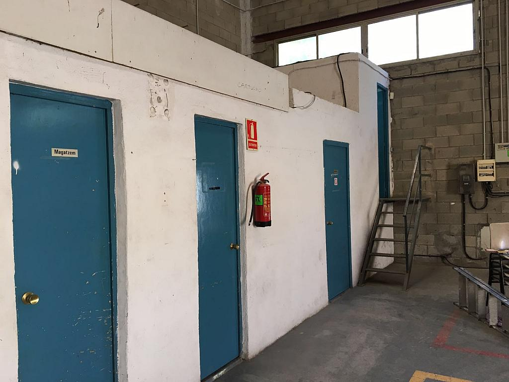 Nave en alquiler en calle Industrial, Centre vila en Vilafranca del Penedès - 310227569