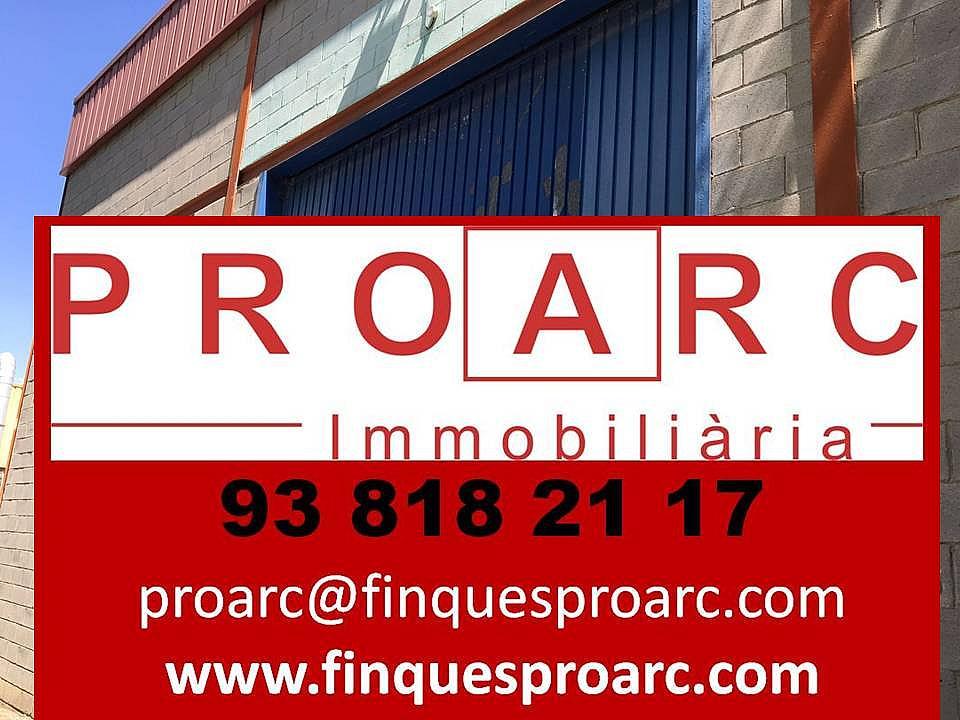 Nave en alquiler en calle Industrial, Centre vila en Vilafranca del Penedès - 310227590