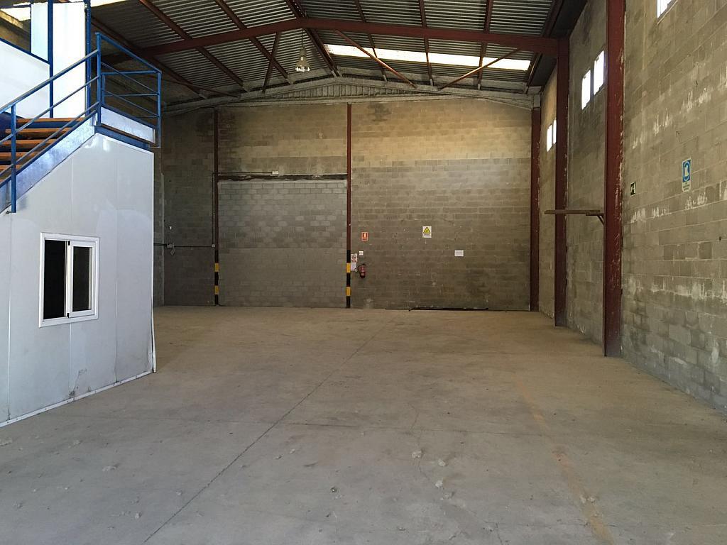 Nave en alquiler en calle Sec Industrial, Centre vila en Vilafranca del Penedès - 322033274