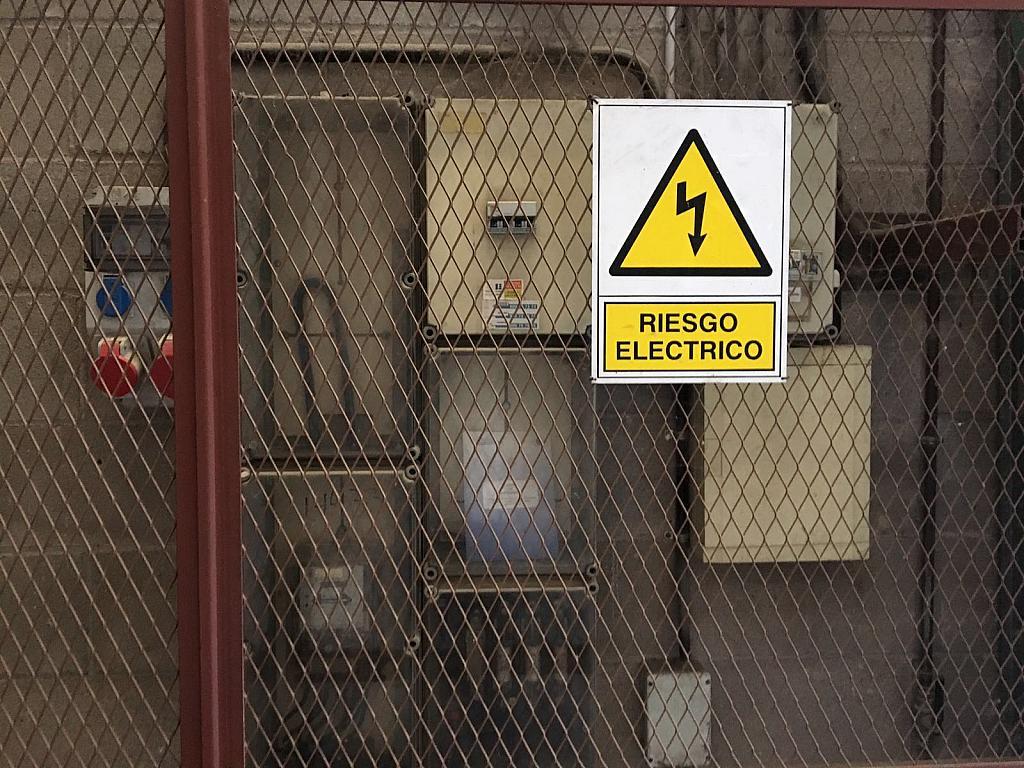 Nave en alquiler en calle Sec Industrial, Centre vila en Vilafranca del Penedès - 322033292