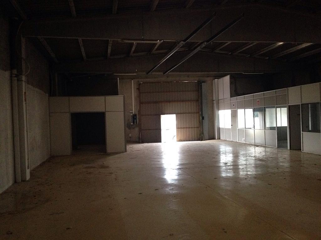 Nave industrial en alquiler en calle Proarc Immobiliària, Centre vila en Vilafranca del Penedès - 171563177