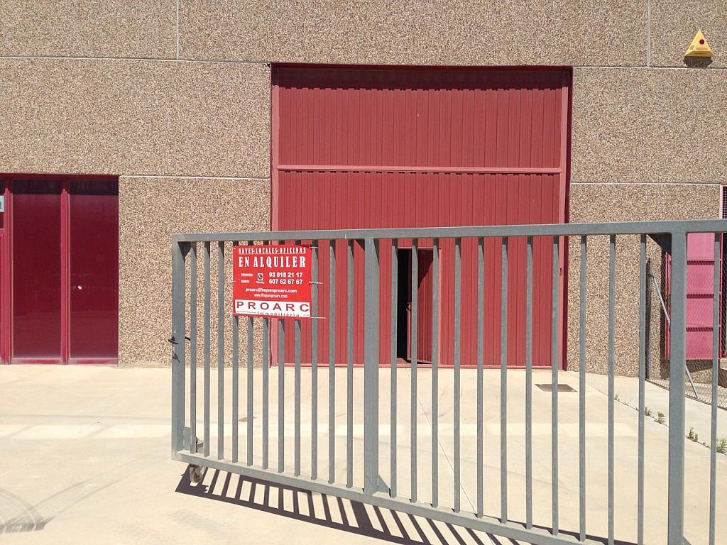 Nave en alquiler en polígono Sector Industrial, Centre vila en Vilafranca del Penedès - 192860722