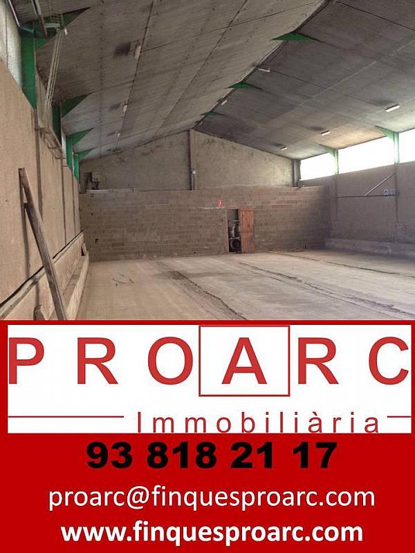 Nave en alquiler en calle La Bleda, Centre vila en Vilafranca del Penedès - 238091570