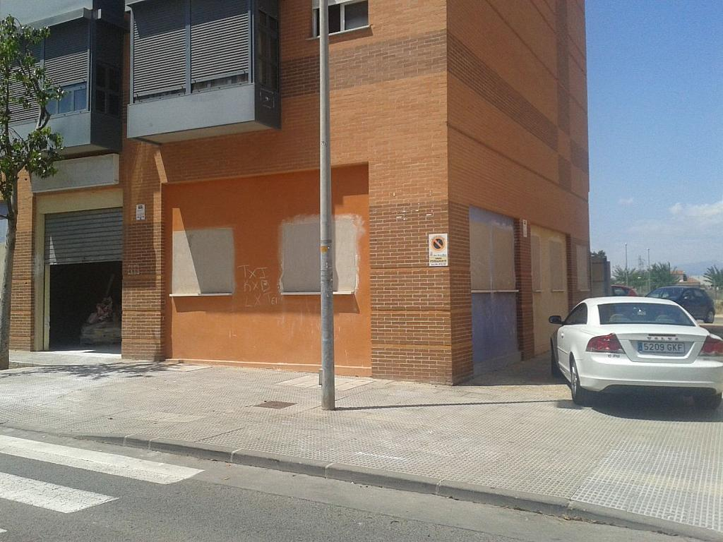 Local en alquiler en calle Pintor Muñoz Barberán, Palmar, el (el palmar) - 230035632