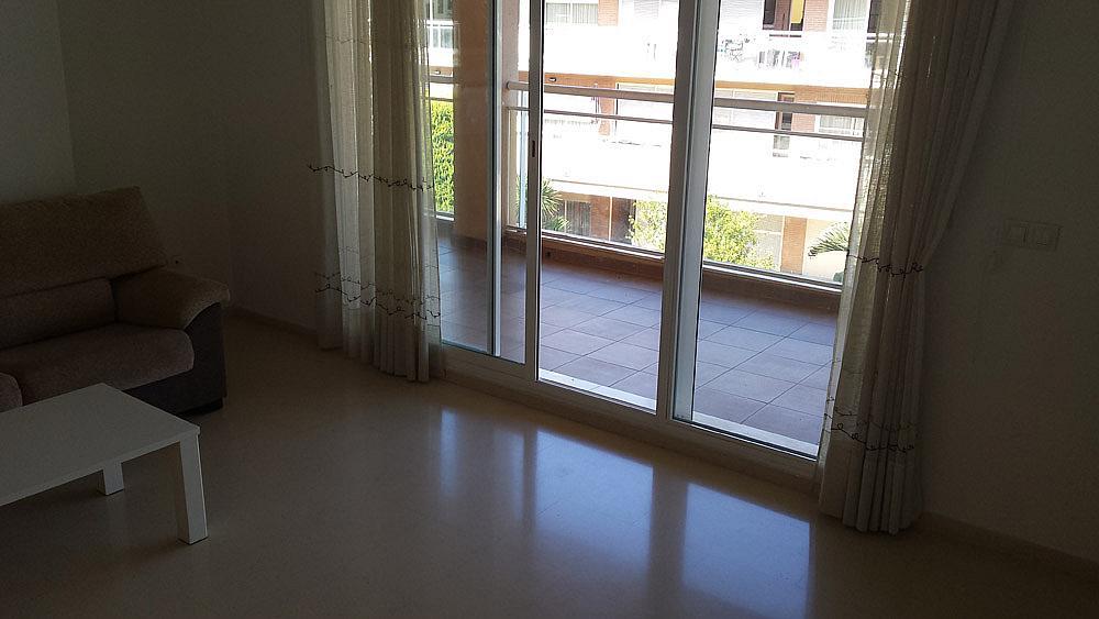 Terraza - Ático-dúplex en alquiler de temporada en calle Ermita Nova, Godella - 331321484