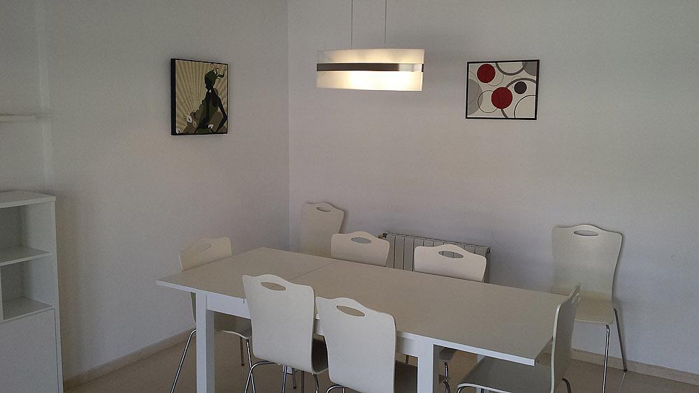 Salón - Ático-dúplex en alquiler de temporada en calle Ermita Nova, Godella - 331321489