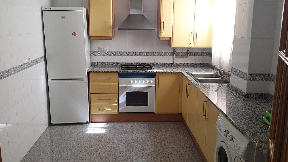 Cocina - Ático-dúplex en alquiler de temporada en calle Ermita Nova, Godella - 331321492