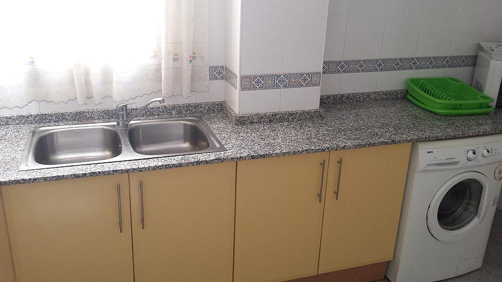 Cocina - Ático-dúplex en alquiler de temporada en calle Ermita Nova, Godella - 331321494