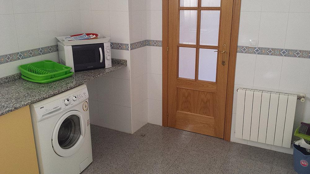 Cocina - Ático-dúplex en alquiler de temporada en calle Ermita Nova, Godella - 331321497