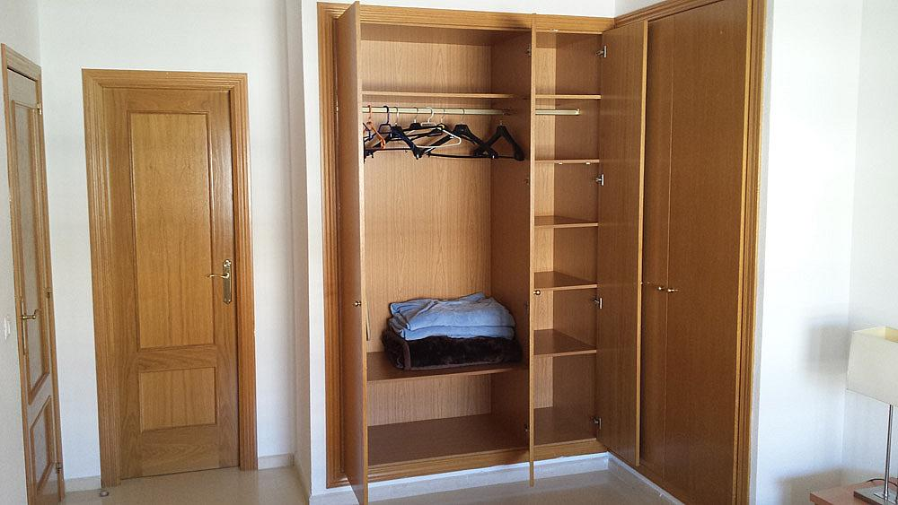 Dormitorio - Ático-dúplex en alquiler de temporada en calle Ermita Nova, Godella - 331321506