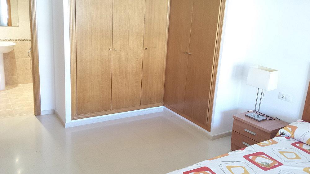 Dormitorio - Ático-dúplex en alquiler de temporada en calle Ermita Nova, Godella - 331321509