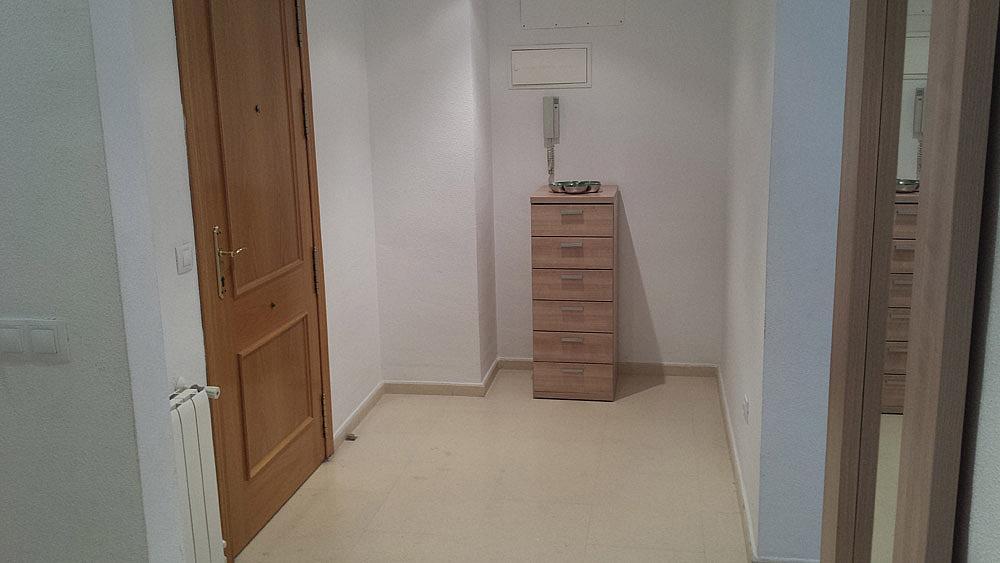 Vestíbulo - Ático-dúplex en alquiler de temporada en calle Ermita Nova, Godella - 331321513