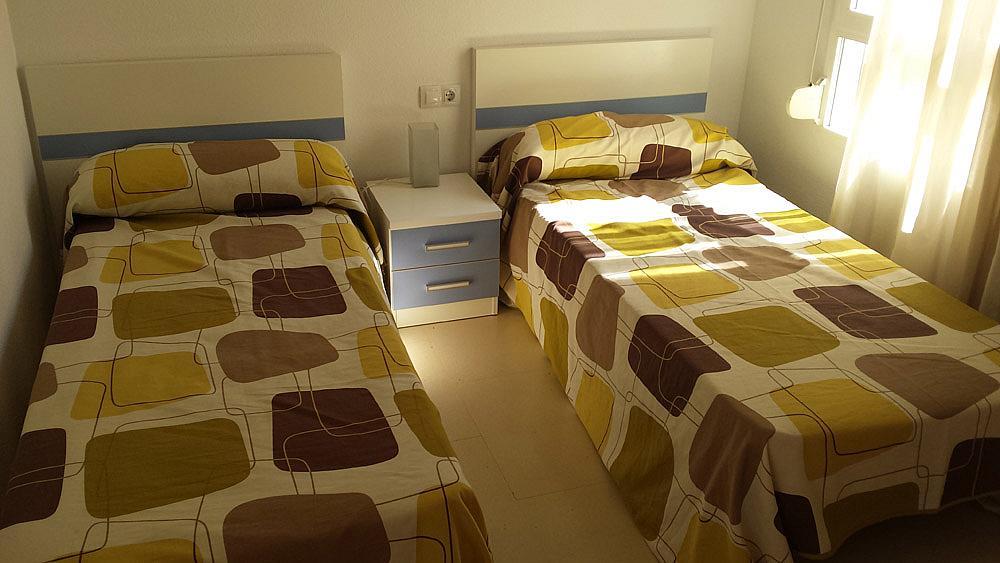 Dormitorio - Ático-dúplex en alquiler de temporada en calle Ermita Nova, Godella - 331321518