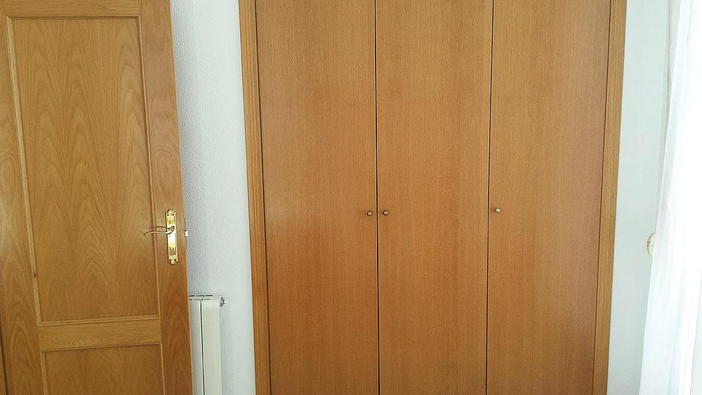 Dormitorio - Ático-dúplex en alquiler de temporada en calle Ermita Nova, Godella - 331321519