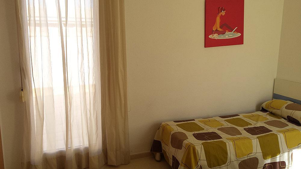 Dormitorio - Ático-dúplex en alquiler de temporada en calle Ermita Nova, Godella - 331321522