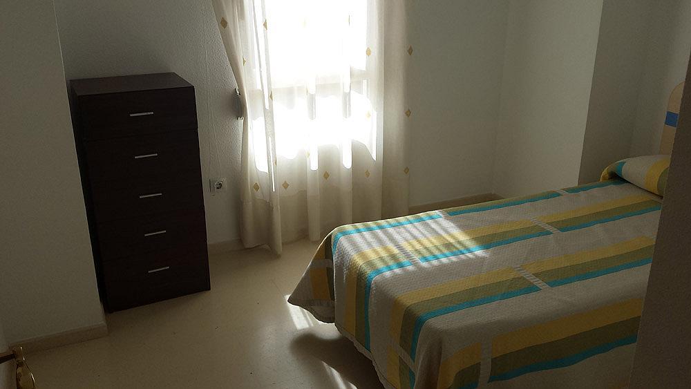 Dormitorio - Ático-dúplex en alquiler de temporada en calle Ermita Nova, Godella - 331321544