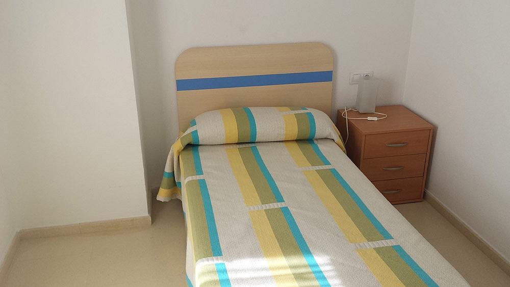 Dormitorio - Ático-dúplex en alquiler de temporada en calle Ermita Nova, Godella - 331321546
