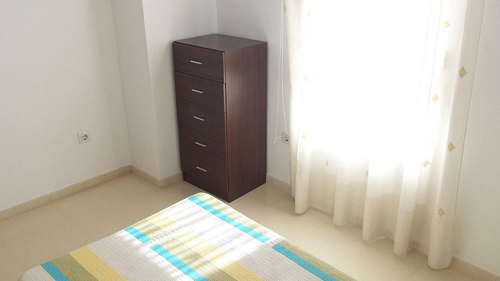 Dormitorio - Ático-dúplex en alquiler de temporada en calle Ermita Nova, Godella - 331321549