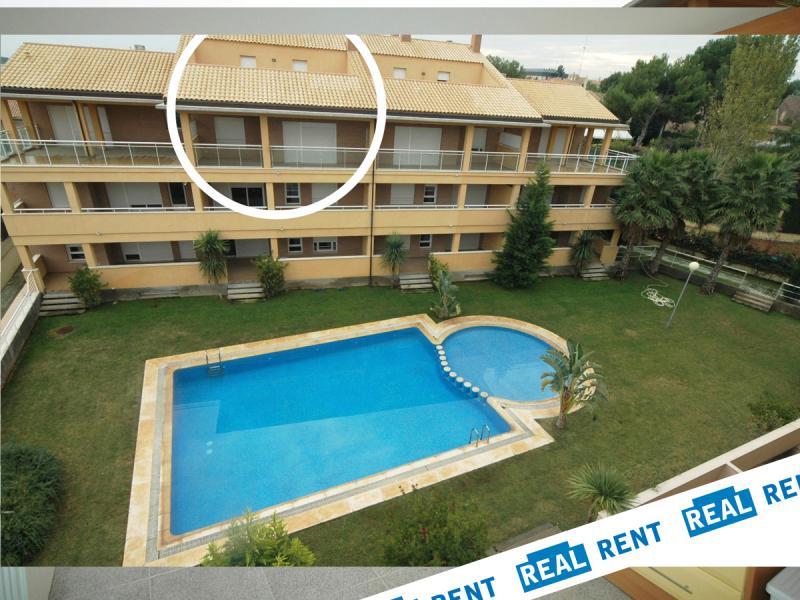 Fachada - Apartamento en alquiler de temporada en calle Ermita Nova, Godella - 89959638