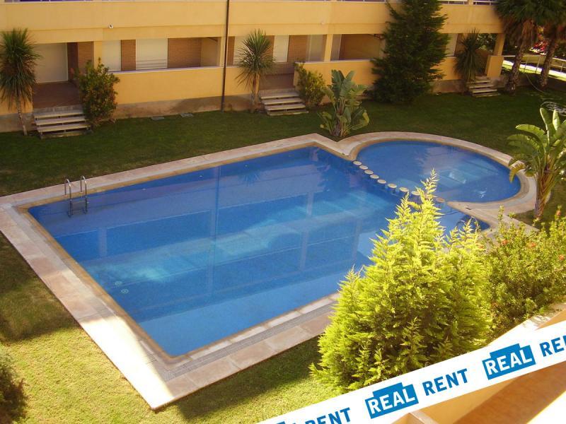 Piscina - Apartamento en alquiler de temporada en calle Ermita Nova, Godella - 89959643