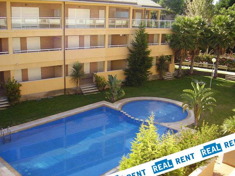 Zonas comunes - Apartamento en alquiler de temporada en calle Ermita Nova, Godella - 89959644