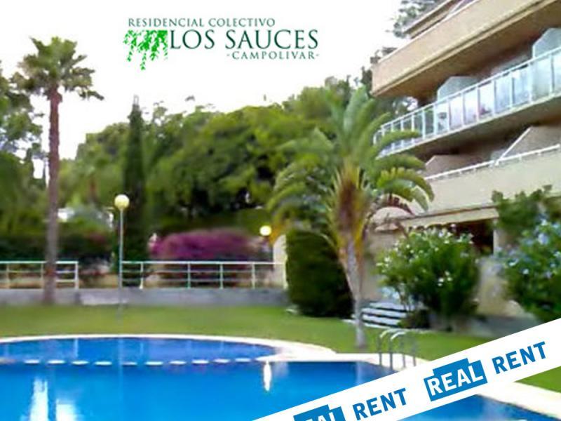 Zonas comunes - Apartamento en alquiler de temporada en calle Ermita Nova, Campo Olivar - 89959895