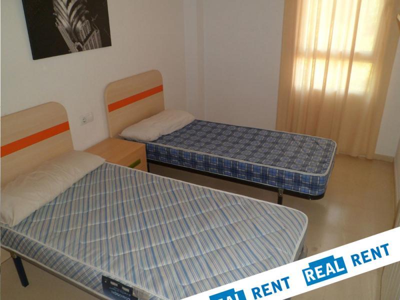 Dormitorio - Apartamento en alquiler de temporada en calle Ermita Nova, Campo Olivar - 89959902