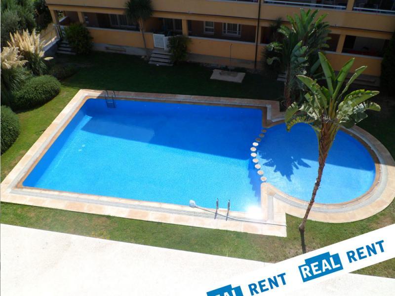 Piscina - Apartamento en alquiler de temporada en calle Ermita Nova, Campo Olivar - 89959910