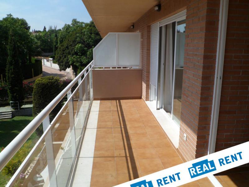 Terraza - Apartamento en alquiler de temporada en calle Ermita Nova, Campo Olivar - 89959913
