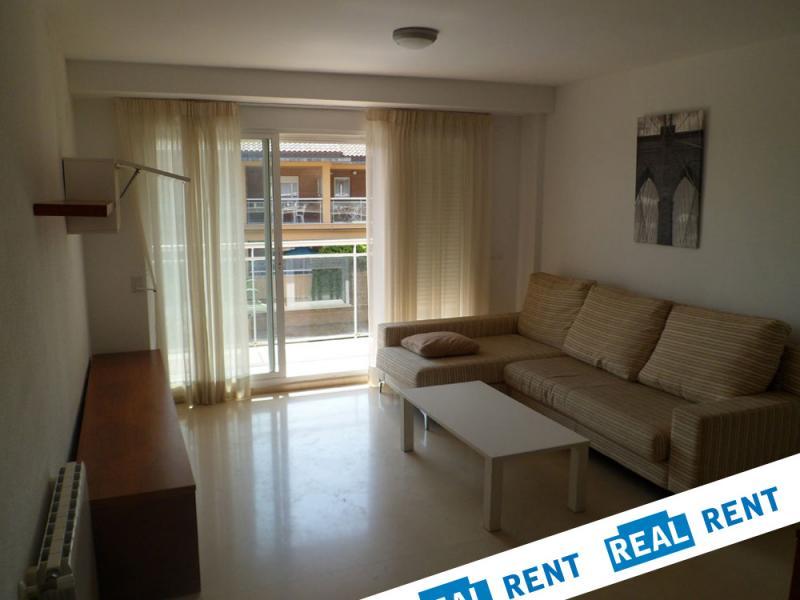 Salón - Apartamento en alquiler de temporada en calle Ermita Nova, Campo Olivar - 89959917