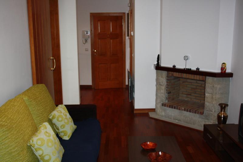 Salón - Piso en alquiler en carretera Urbanizacion Alcala de la Selv, Alcalá de la Selva - 122934883