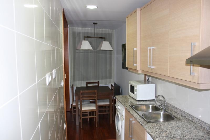 Cocina - Piso en alquiler en carretera Urbanizacion Alcala de la Selv, Alcalá de la Selva - 122934905