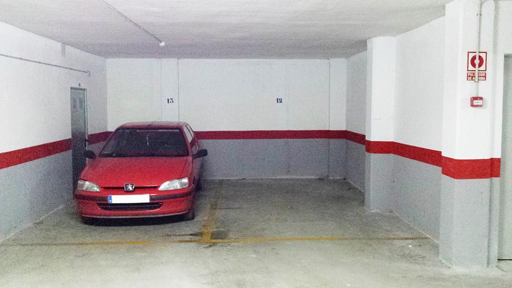 Parking - Garaje en alquiler en calle Illes Canaries, Alcàsser - 238563406