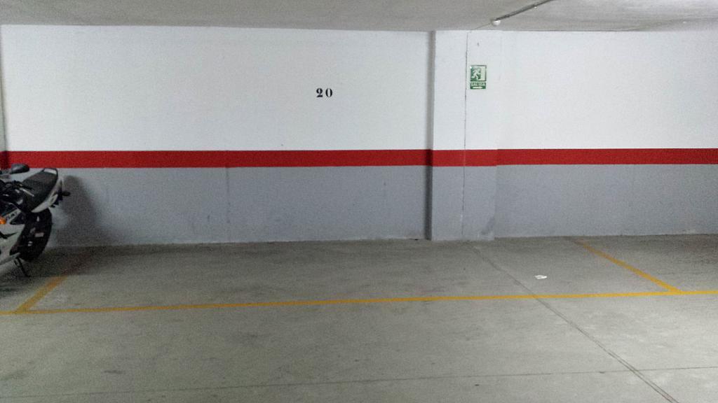 Parking - Garaje en alquiler en calle Illes Canaries, Alcàsser - 238563413