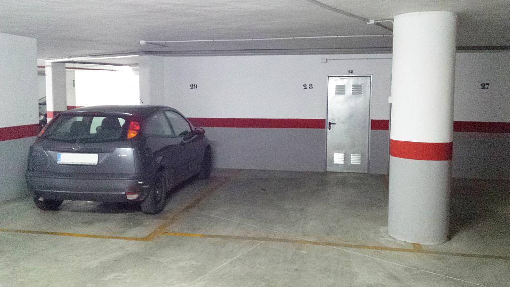 Parking - Garaje en alquiler en calle Illes Canaries, Alcàsser - 238563415
