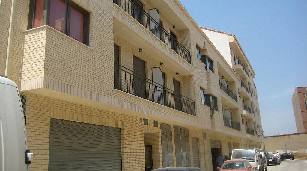 Fachada - Garaje en alquiler en calle Illes Canaries, Alcàsser - 238563422