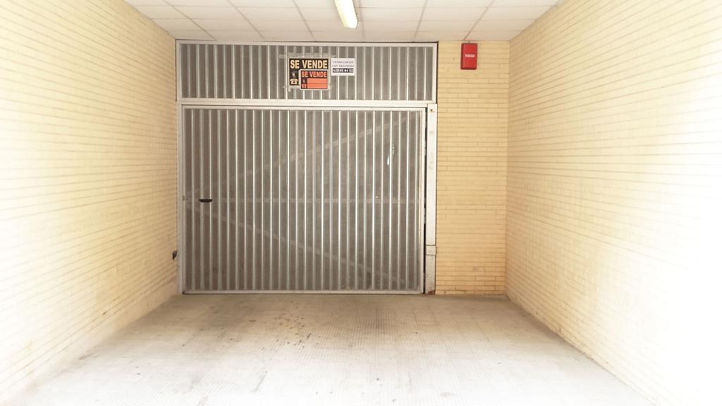 Fachada - Garaje en alquiler en calle Illes Canaries, Alcàsser - 238563434
